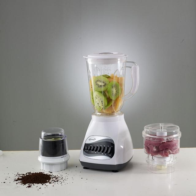 kuchyňský mixér