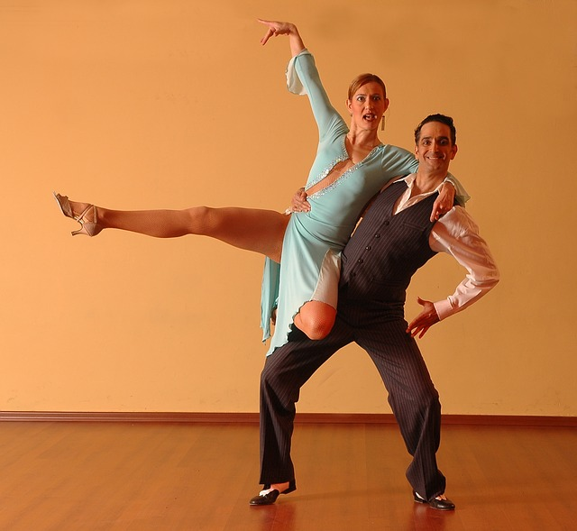 boty na tančení